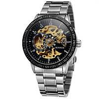 Часы наручные  мужские WINNER  Skeleton mod086