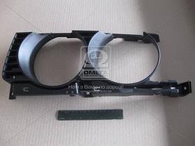 Решетка радиатора левая BMW 5 E34 (БМВ 5 Е34) (пр-во TEMPEST)