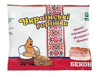 "Арахис к пиву с беконом 35 г. ТМ ""Українські горішки"""