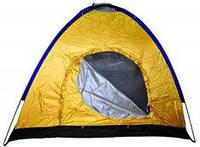 Палатка летняя с дугами (2)
