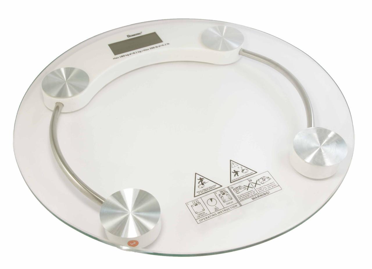 Весы напольные цифровые Personal Scale 2003А, до 180 кг, с подсветкой