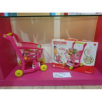 Детская Тележка 668-15 с продуктами