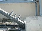 Автомобилеразгрузчик на бетонном фундаменте канального типа 12 м, фото 3
