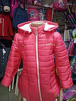 Куртка весенняя для девочки 6-11 лет