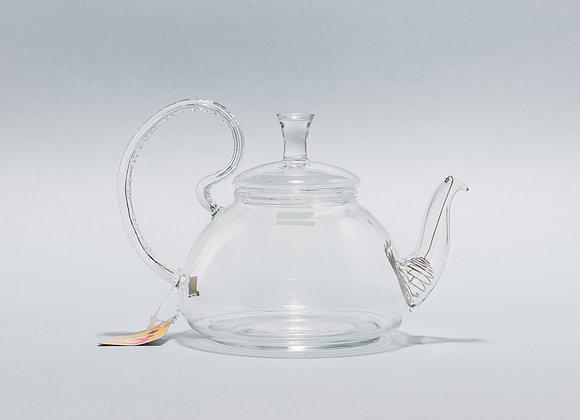 """Стеклянный заварник для чая """"CHI KAO"""" 400мл."""