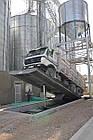 Автомобилеразгрузчик на бетонном фундаменте канального типа 10 м, фото 2