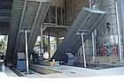 Автомобилеразгрузчик на бетонном фундаменте канального типа 10 м, фото 5