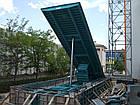Автомобилеразгрузчик на бетонном фундаменте канального типа 10 м, фото 8