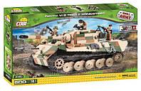 "Конструктор Танк ""Тигр II"" VI COBI серия Small Army (COBI-2480), фото 1"