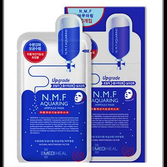 Корейская тканевая маска N.M.F. Aquaring Ampoule Mask MEDIHEAL
