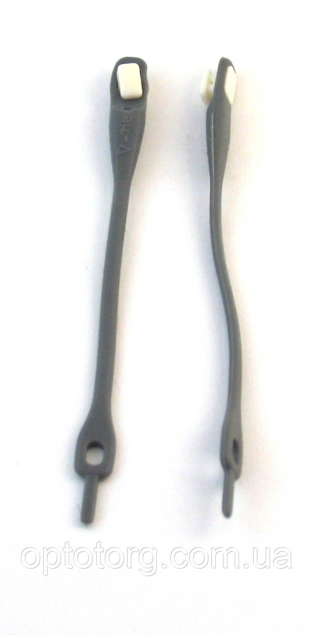 без завязки шнурки силиконовый шнурок