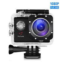 Экшн-камера Victure  AC200 12MP Full HD 1080P