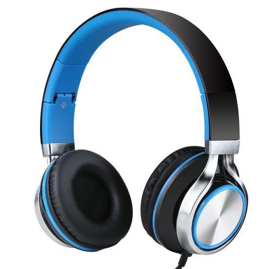 Наушники Metallic Headphone MS200