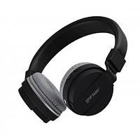 Наушники беcпроводные GORSUN E1 Bluetooth Черные