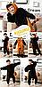 Кигуруми пижама енот детский, фото 2