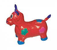 Надувная игрушка прыгун корова bt-rj-0007/0008 1250г
