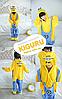 Кигуруми пижама миньон детский, фото 2