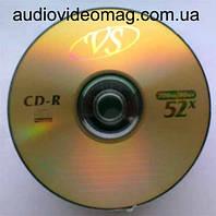 Диск CD-R VS 700 Mb 52x 80min