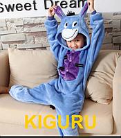 Кигуруми пижама ослик детский