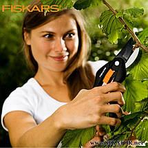 Секатор Fiskars Single Step P26 (111260), фото 3