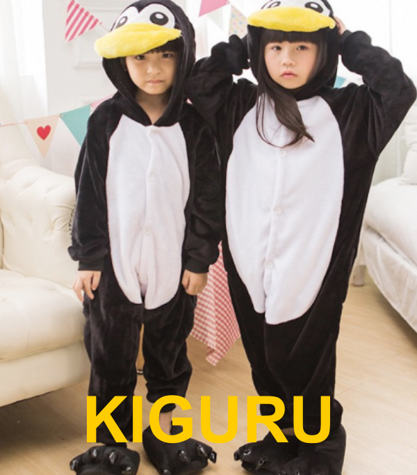 Кигуруми пижама пингвин детский - KIGURU в Киеве bbfe13d3bd36d