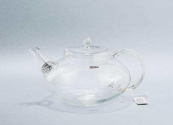 """Стеклянный заварник для чая """"CHI KAO"""" 1400мл."""