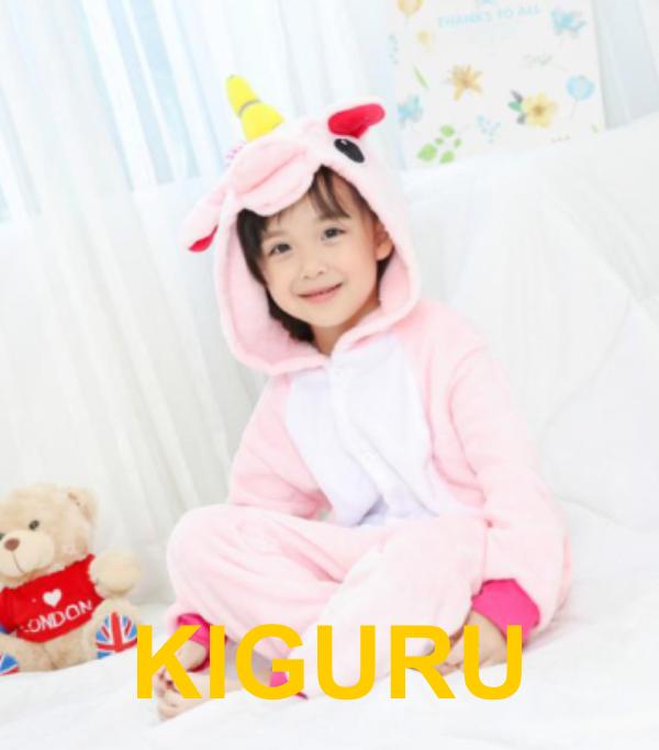 Кигуруми пони розовый детская пижама