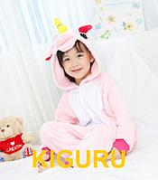 Кигуруми пони розовый детская пижама 80-100 см d6dca05ba998c