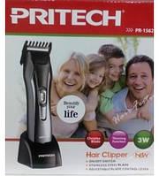 Машинка PRITECH PR 1562, машинка для стрижки волос аккумуляторная