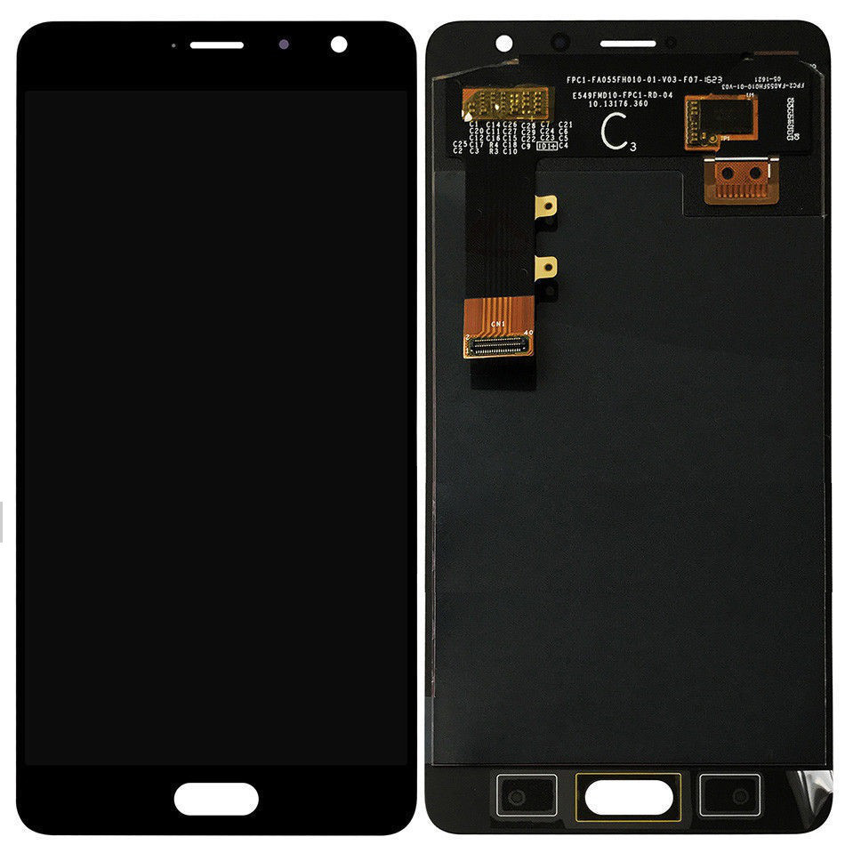 Дисплей (экран) для Xiaomi Redmi Pro с сенсором (тачскрином) черный