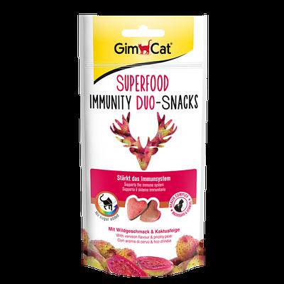 Витамины для кошек сердечки Gimpet GimCat дичь и опунция 40 г