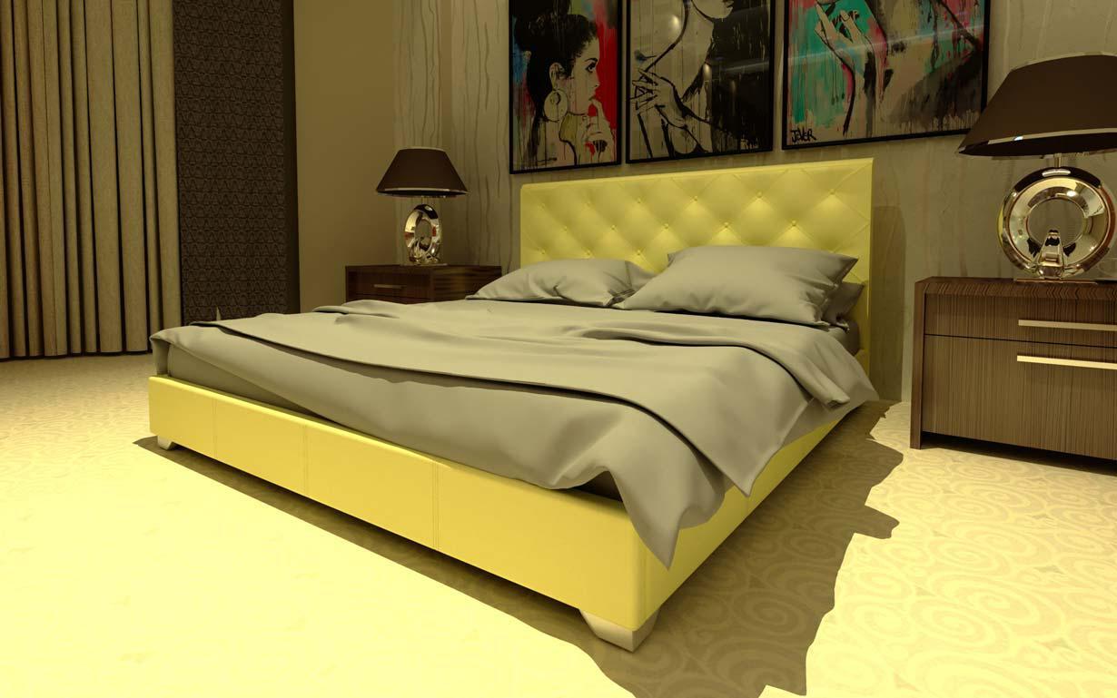 Кровать Морфей с механизмом 90х200 см ТМ Novelty