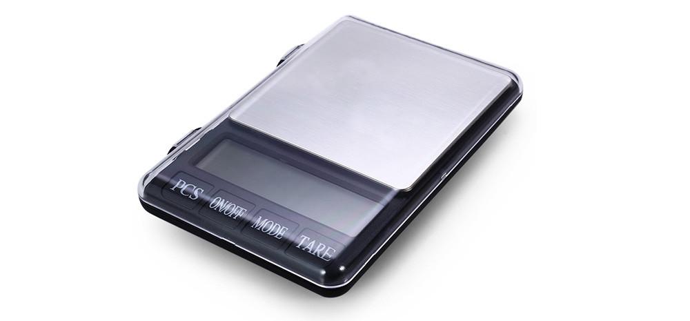 Весы с цифровым дисплеем с 0,1 гр до 3 кг ХТ-8007