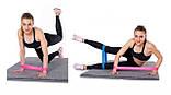 Резинки для фитнеса (набор 5 шт.) - фитнес резинки, фото 3