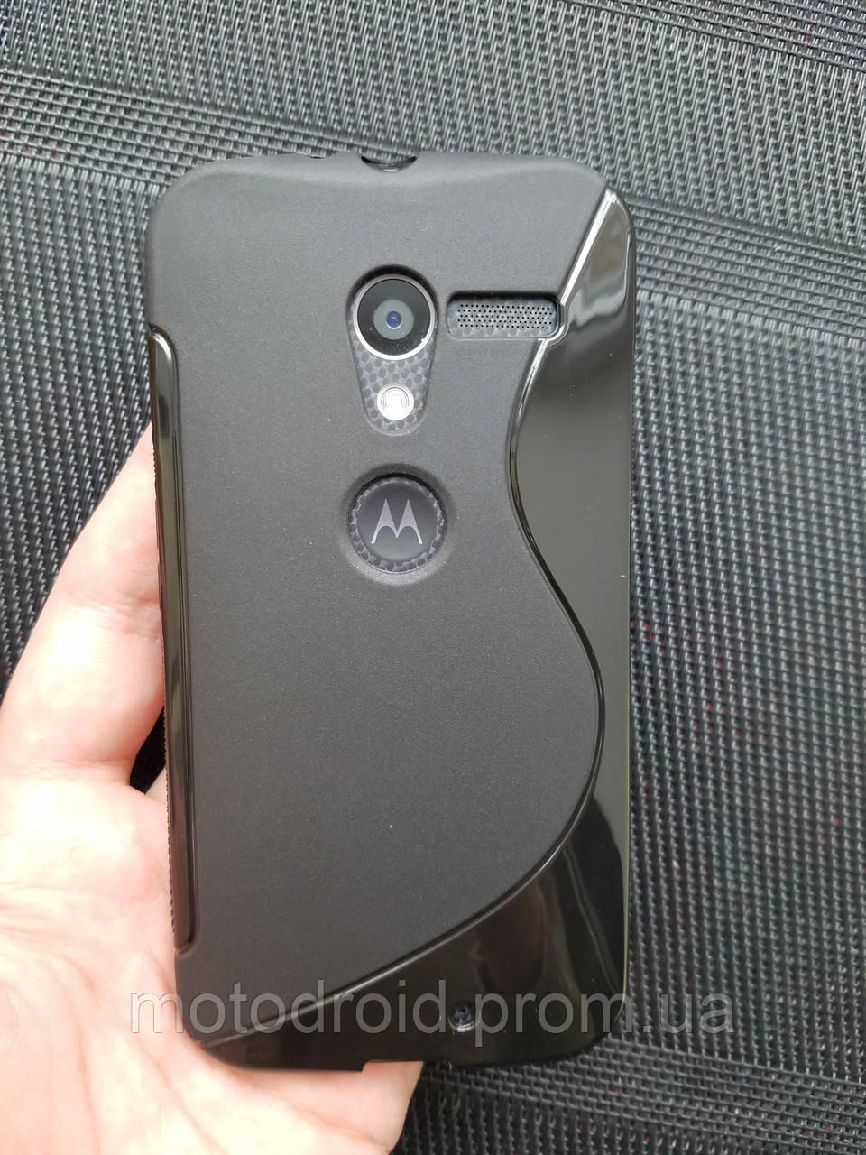 Чохол S-Line Motorola Moto X