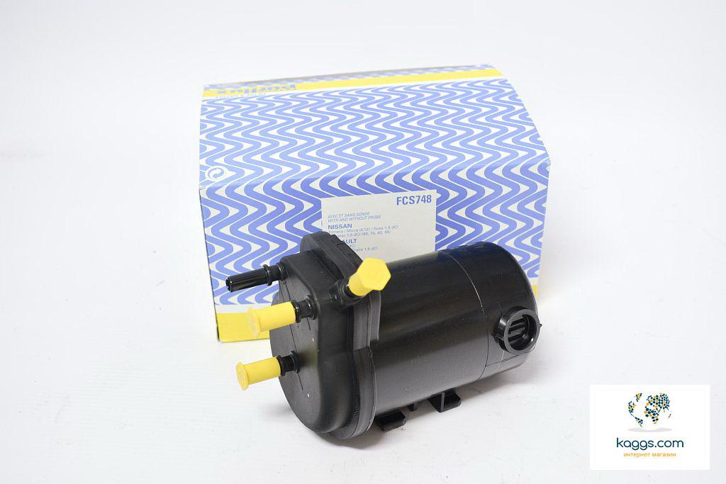 Фільтр очищення палива Польща fcs748 для автомобілів Nissan, Renault