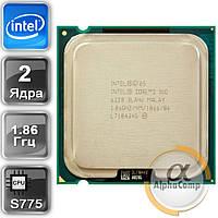 Процессор Intel Core2Duo E6320 (2×1.86GHz/4Mb/s775) б/у