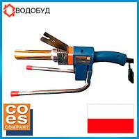 Паяльник для труб ппр Coes 32 PRO Pipe 1500 Вт