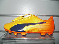 Футбольные бутсы Puma evoSPEED 17.4 FG 104017-04