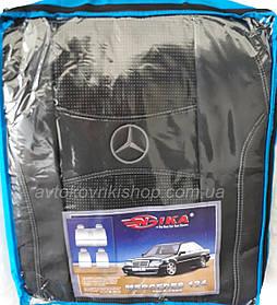 Авточехлы Mercedes-Benz W124 1984-1997 Nika