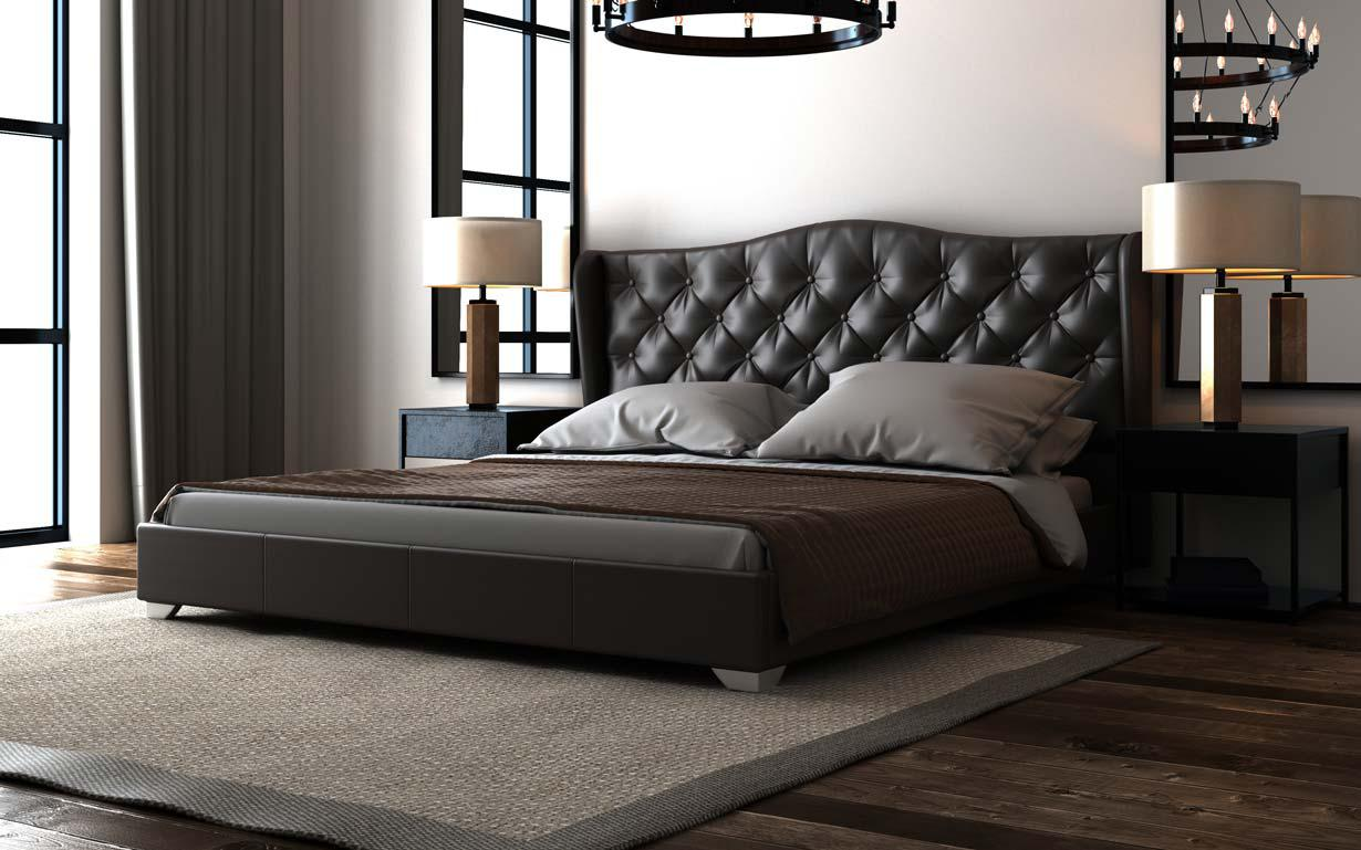 Кровать Рэтро 90х200 см ТМ Novelty