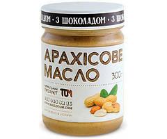Арахісове Масло 35 g кранч з шоколадом