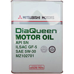 MITSUBISHI DIAQUEEN SN/GF-5 MZ102701 5w-30  4л