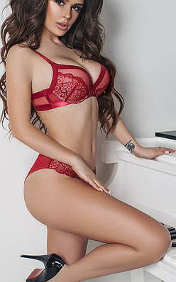 Бюстгальтер женский с пуш-ап 50206B La Vivas