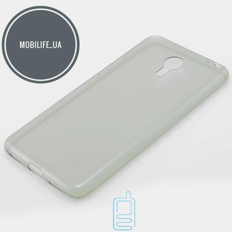Силиконовый чехол Meizu MX 4 затемненый