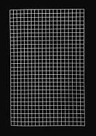 Торговая сетка навесная белая 1.5х1м, ячейка 50х50мм , ∅ 3,5мм