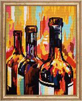 "Набор для вышивания ""Натюрморт «Вино»"" TL-49 36х47"