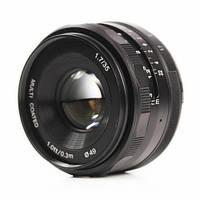 Объектив MEIKE 35 mm F/1.7 MC для FujiFilm (FX-mount)