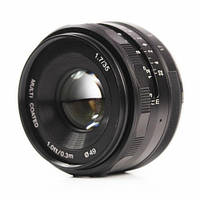 Объектив MEIKE 35 mm F/1.7 MC для Panasonic, Olympus и т. д. (Micro 4/3 - mount)
