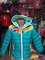 Куртка весенняя для девочки 6-10 лет, фото 1